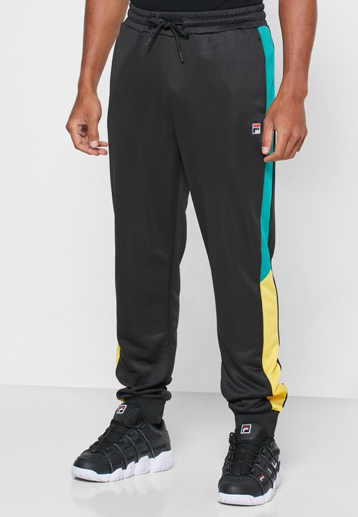 Grady Colour Block Track Pants