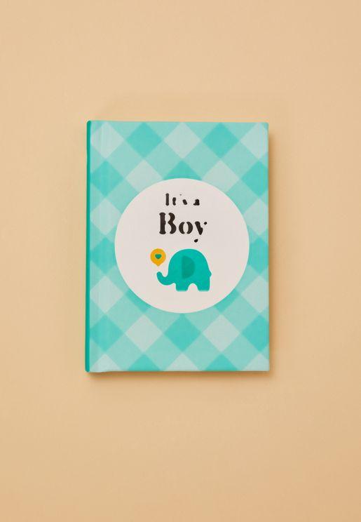 "كتاب ""انه ولد"""