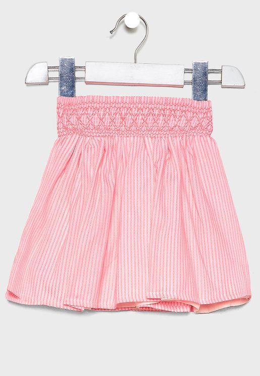 Little Embroidered Skirt