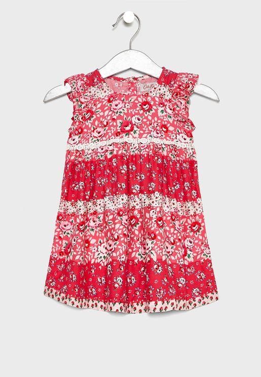 Infant Floral Dress