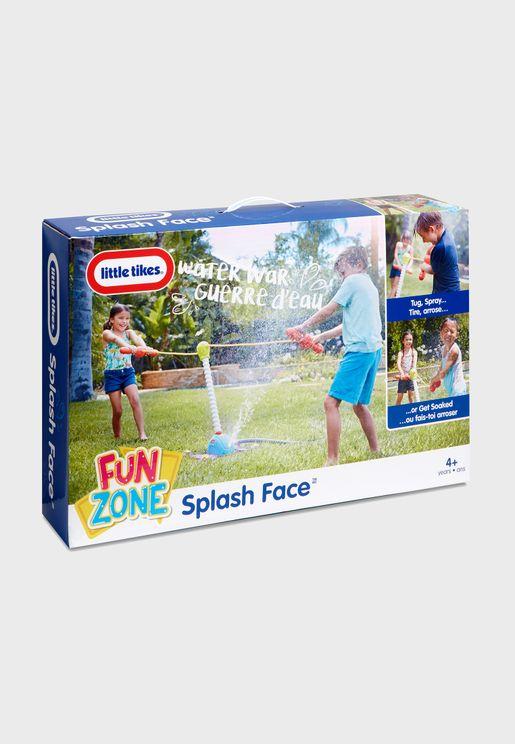 Fun Zone Splash Face