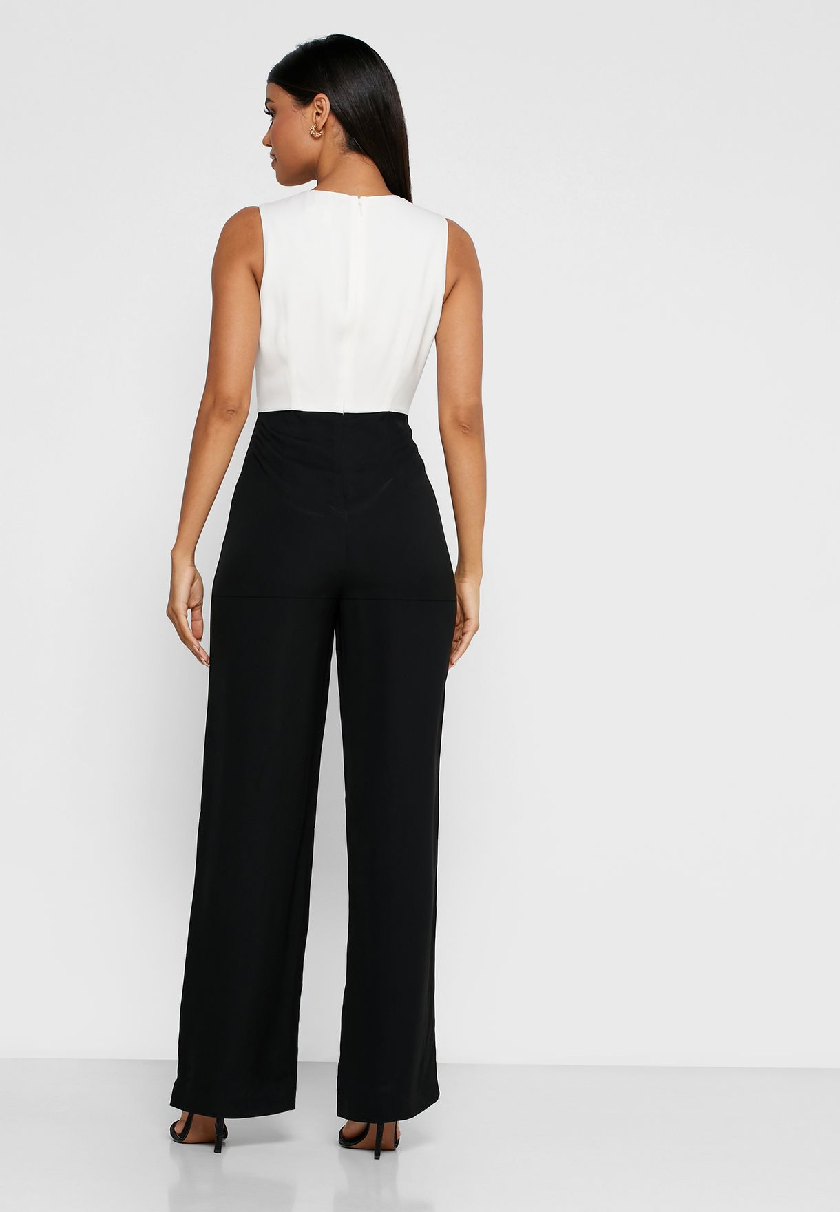 Mitilda Colorblock Jumpsuit