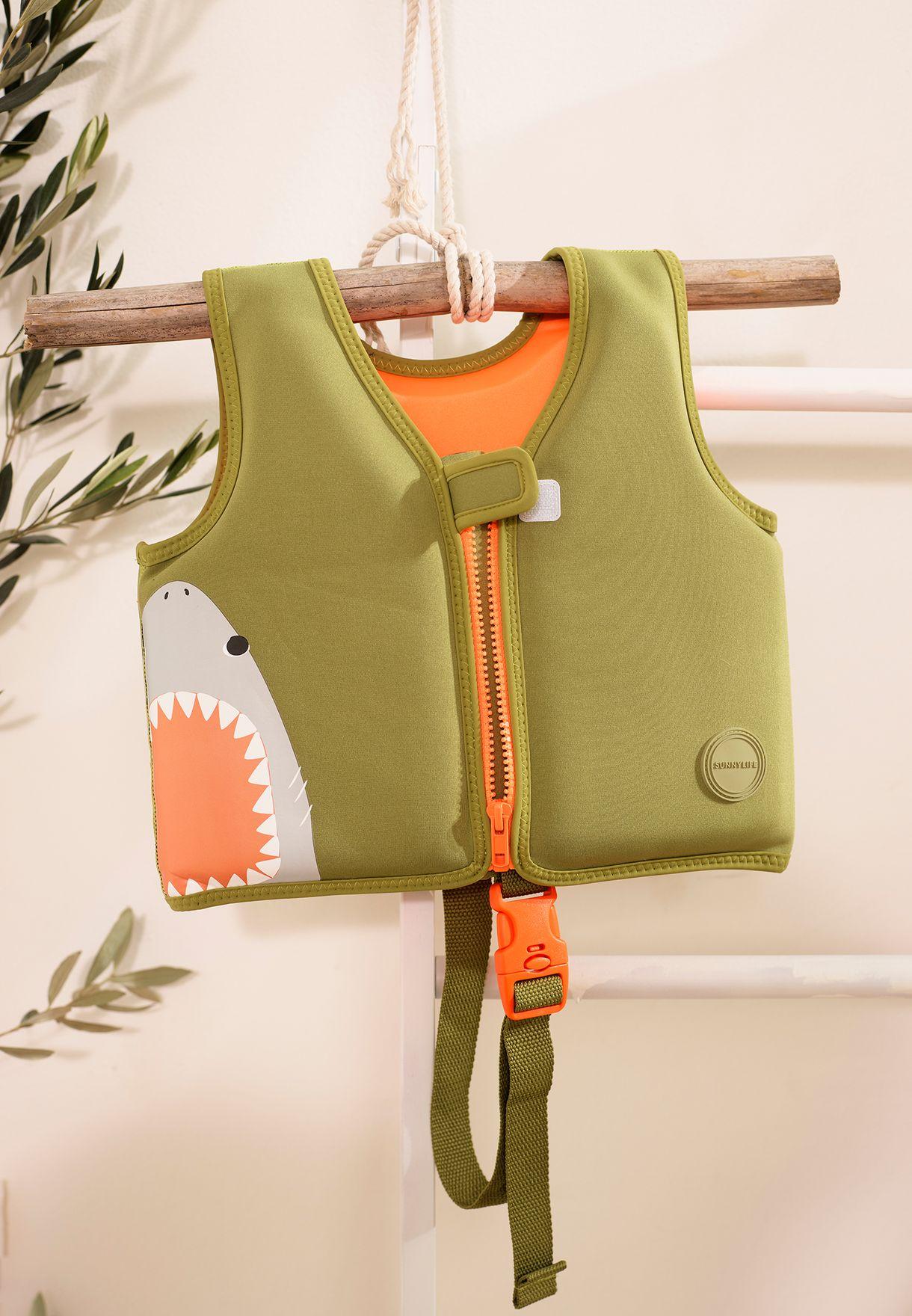 Shark Attack Lifesaver Vest
