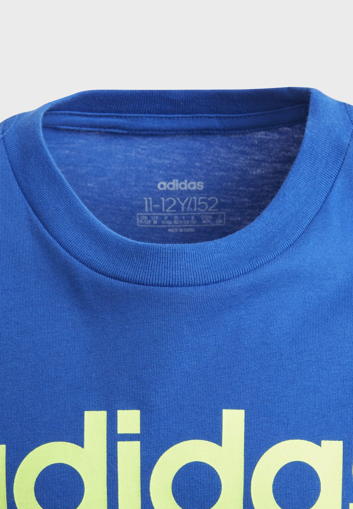 Youth Essential Linear T-Shirt