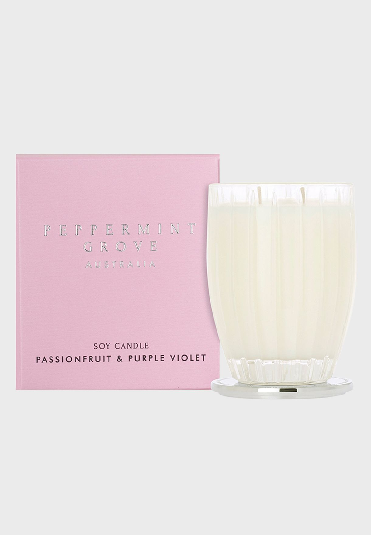 Passionfruit & Purple Violet Candle 350g