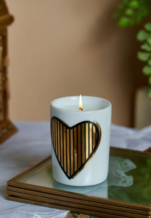 Heart Marrakech Mini Candle 60G