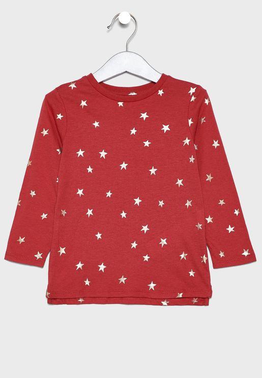 Kids Yardage T-Shirt