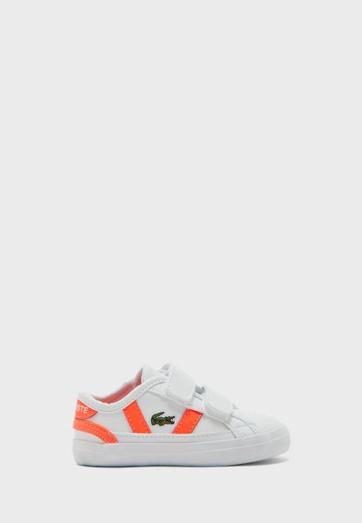 Infant Double Strap Sideline Sneaker