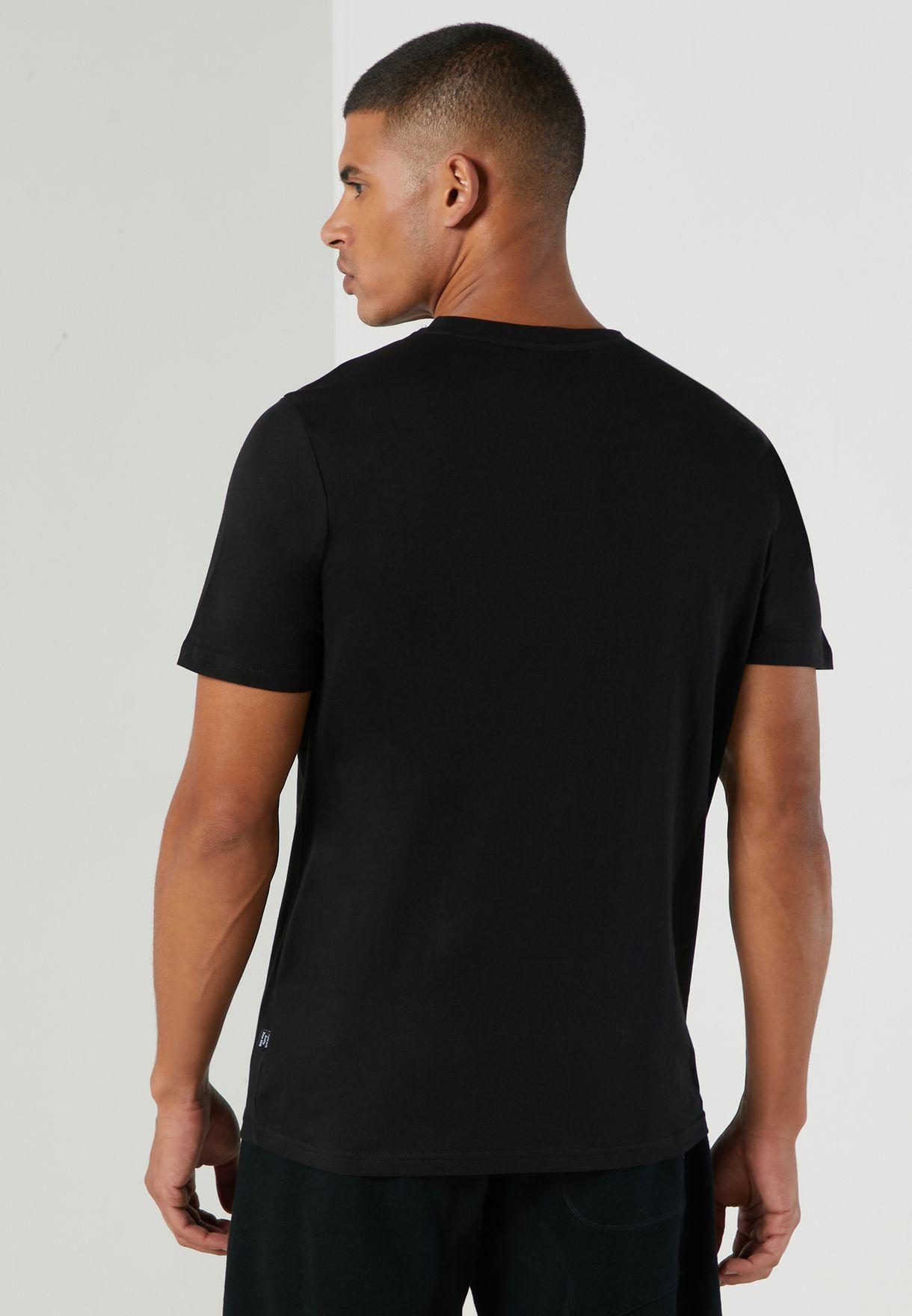 REBEL men t-shirt