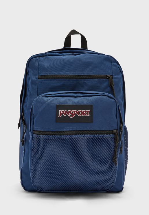 Big Campus Logo Backpack