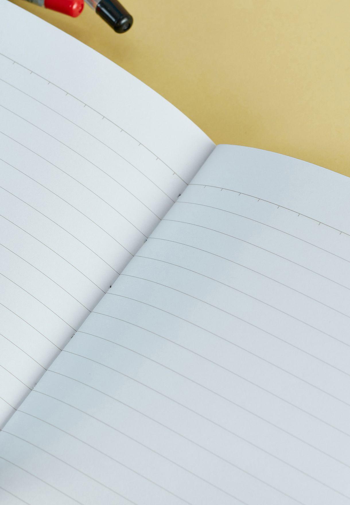 A6 Aquarius Notebook