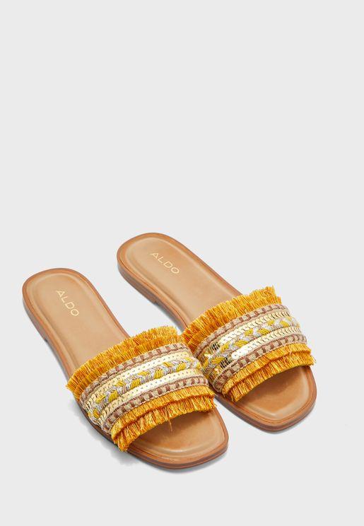 Rockyy Flat Sandal