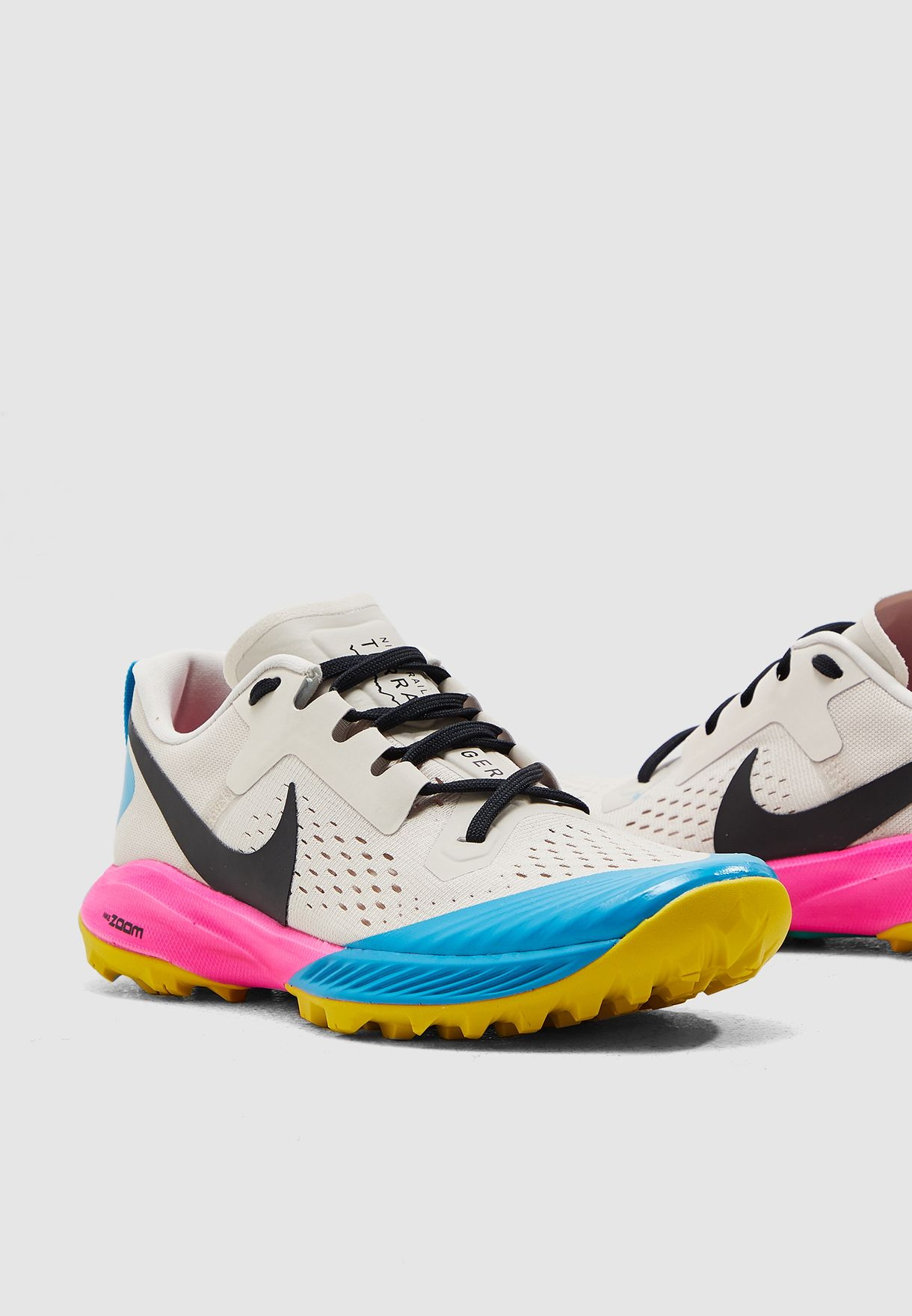 69cf03ec80b Shop Nike multicolor Air Zoom Terra Kiger 5 AQ2220-100 for Women in ...