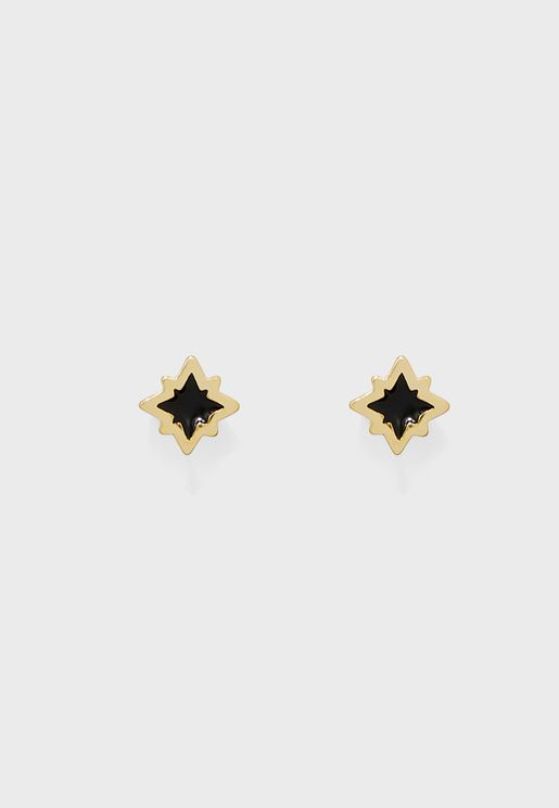 Sweetpea Star Mini Stud Earrings