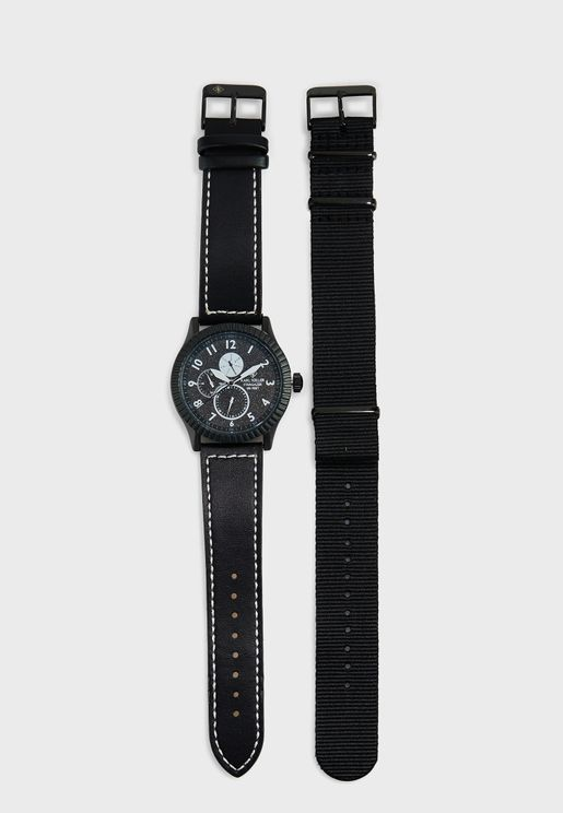 Stargazer Analog Watch