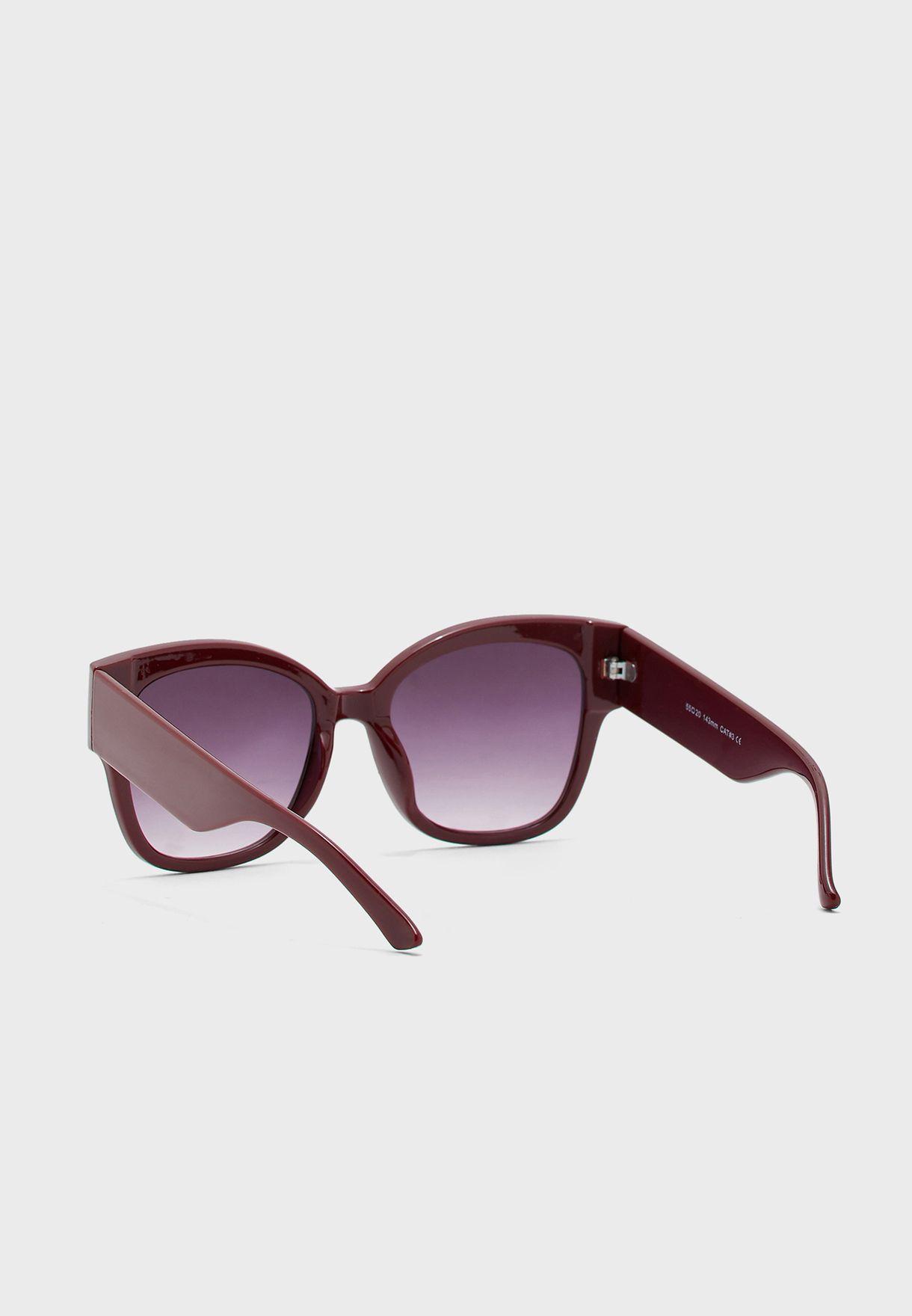 Full Frame Square Sunglasses