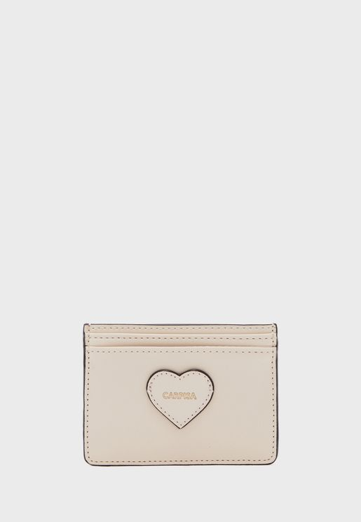 Heart Shape Logo Purse