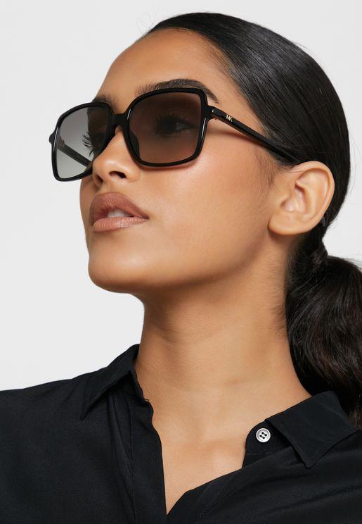 300511 Oversize Sunglasses