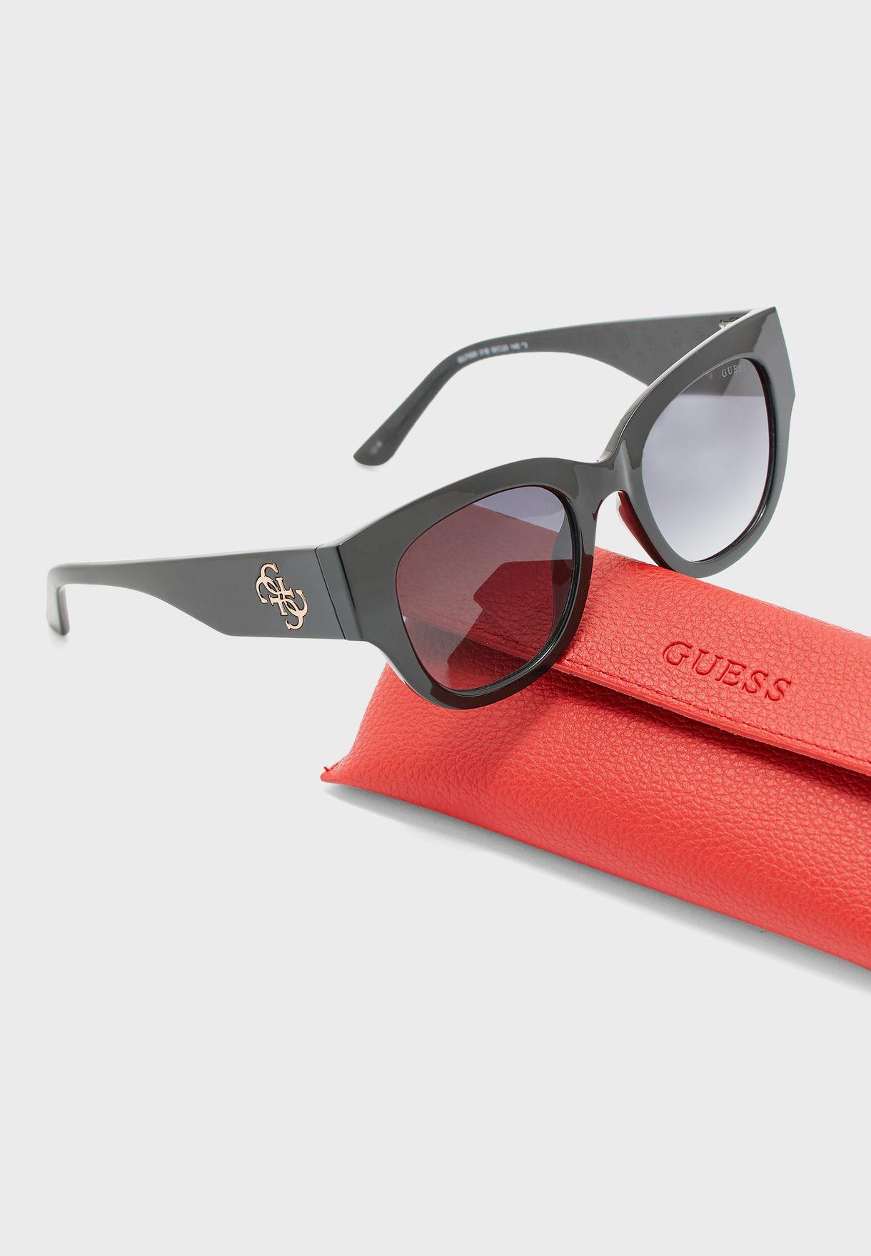 Oval Polarized Sunglasses
