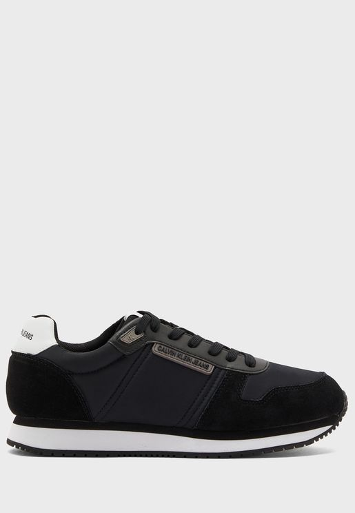 Runner Lace Up Sneakers