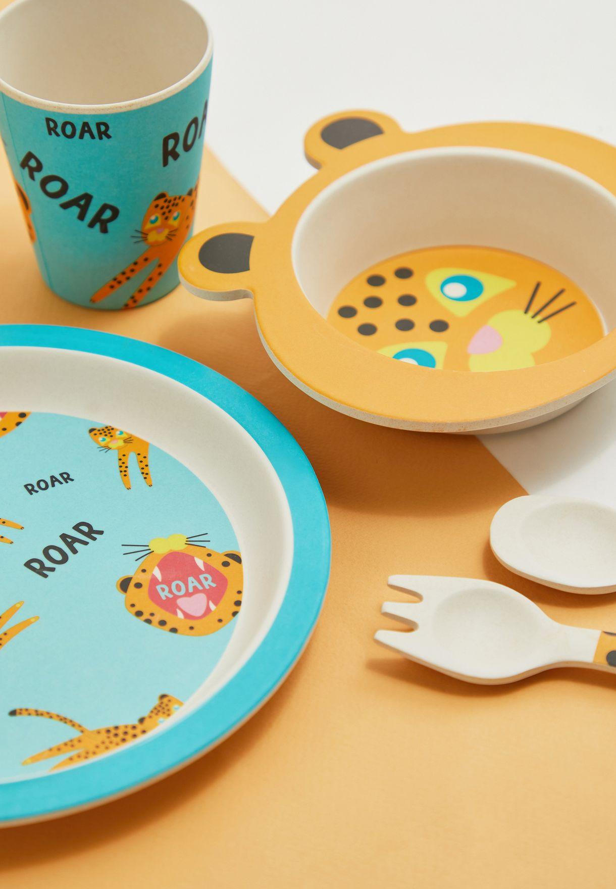 Eco Kids Jungle Kitchen Set