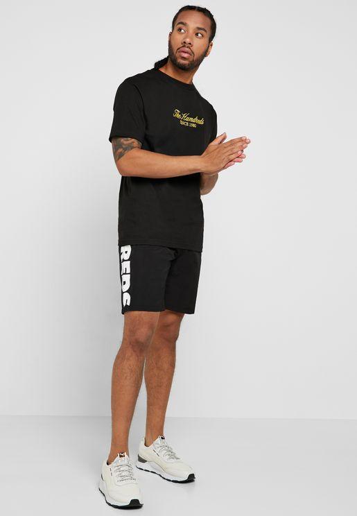 Sidelong Shorts