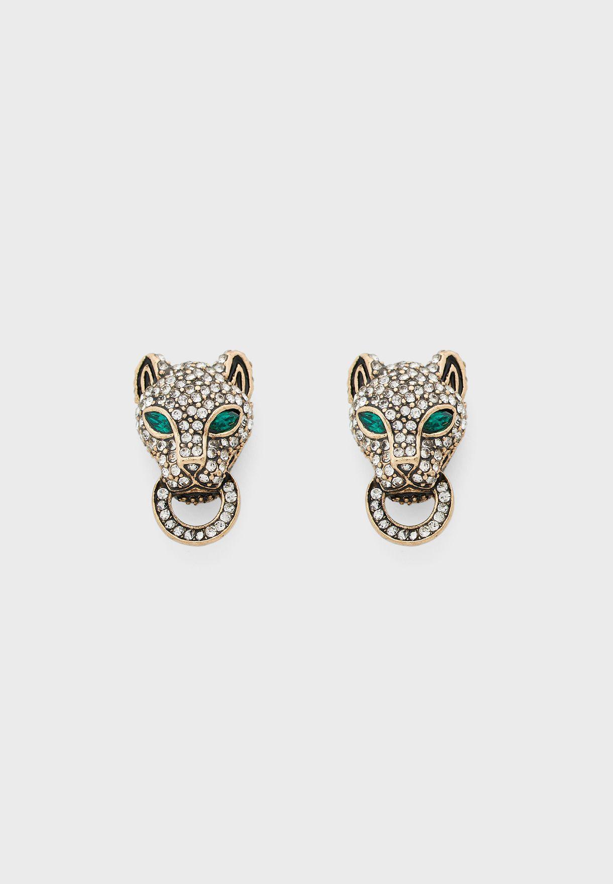 Rendawen Stud Earrings