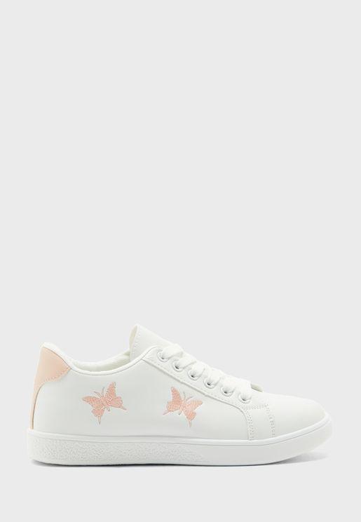 Butterflies Sneakers