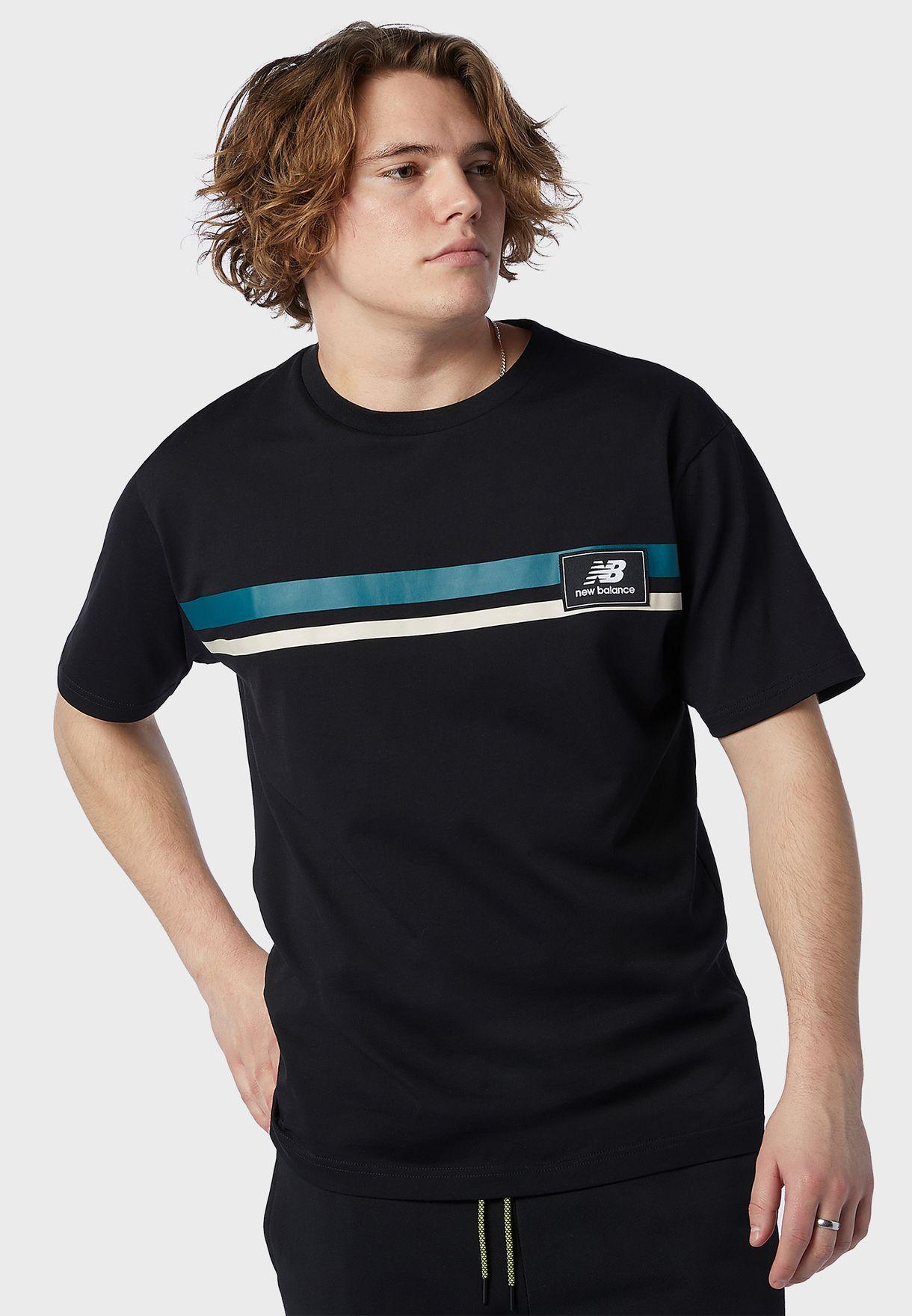 Athletics Badge T-Shirt