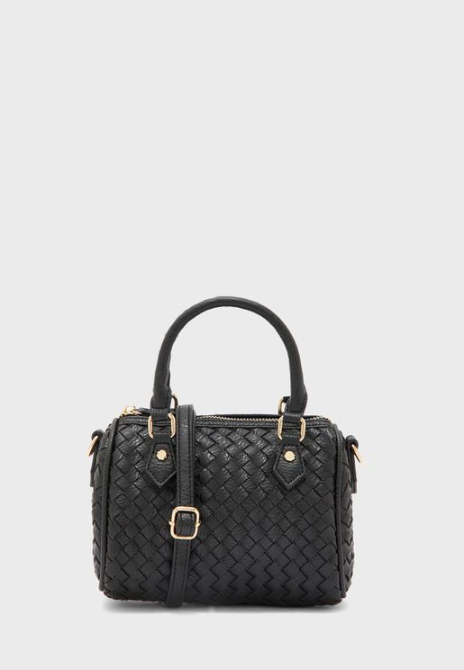 Weave Mini Handbag