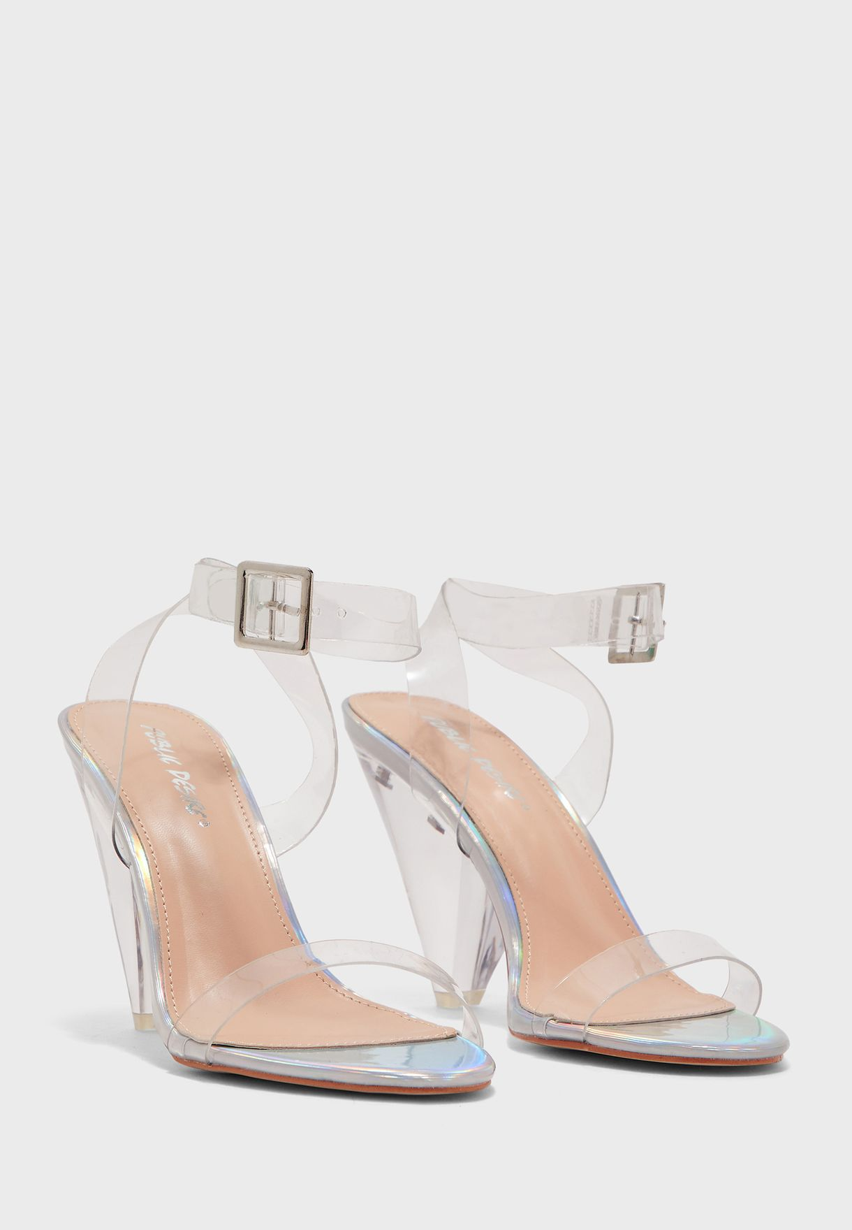 Verity Ankle Strap Sandal