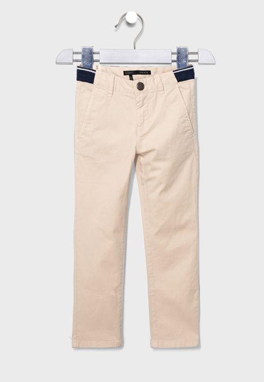 Kids Adjustable waistband Trouser
