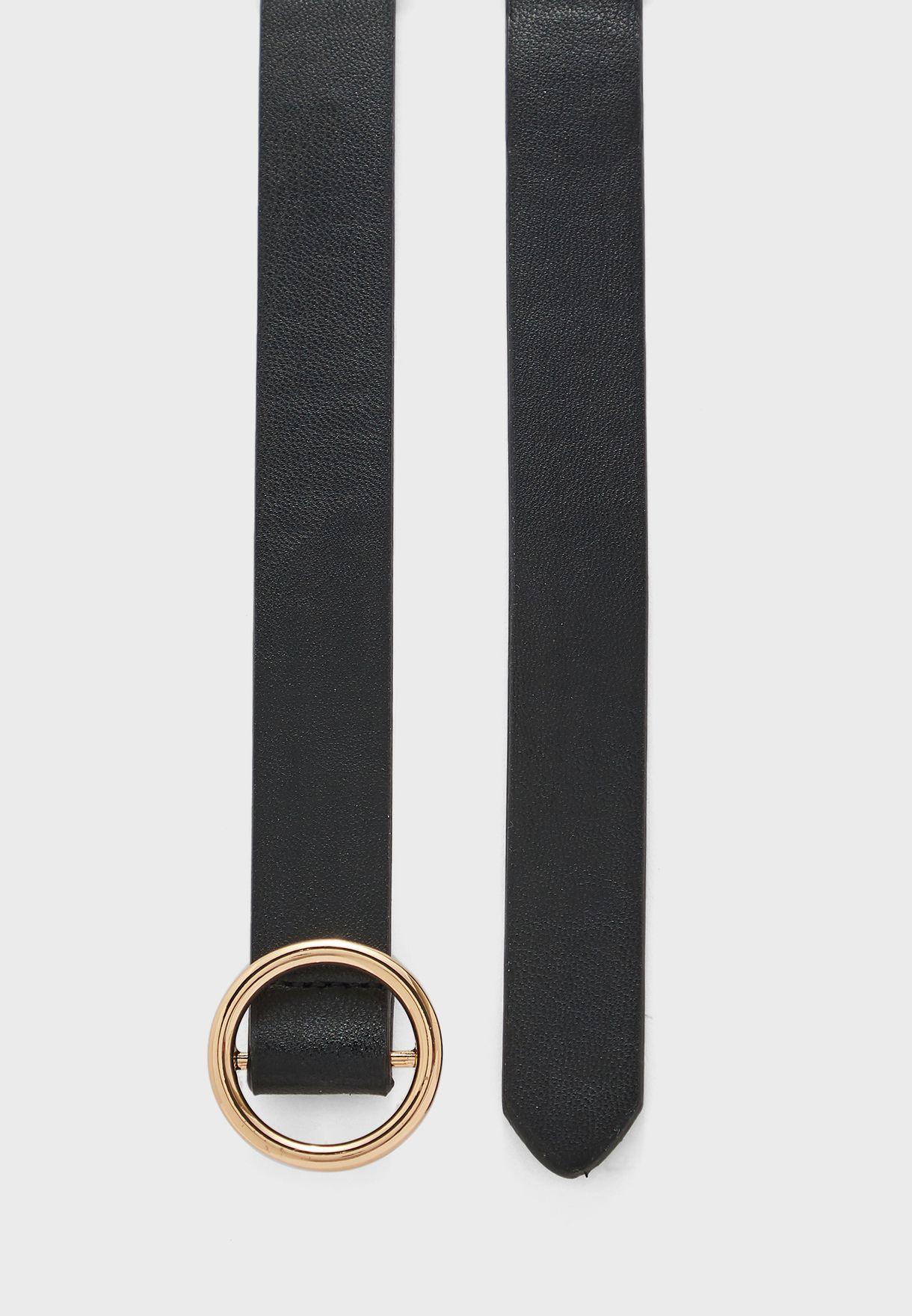 حزام بابزيم