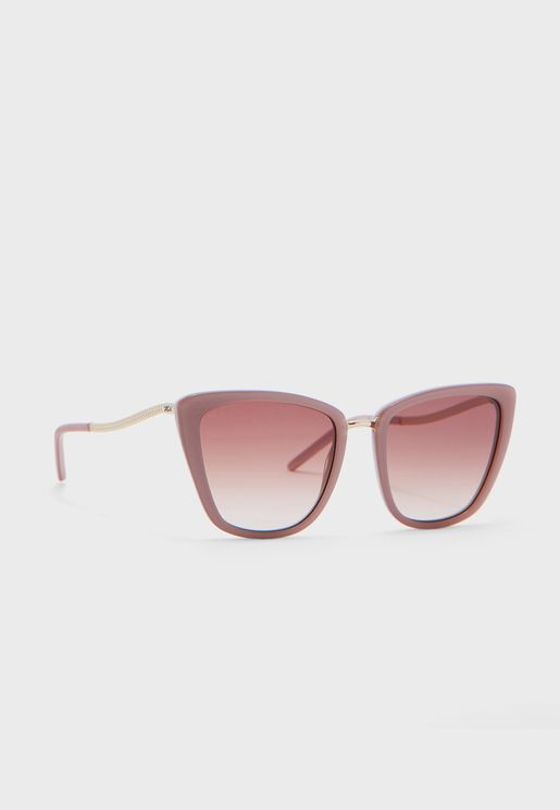 Kl6004S Oversized Sunglasses