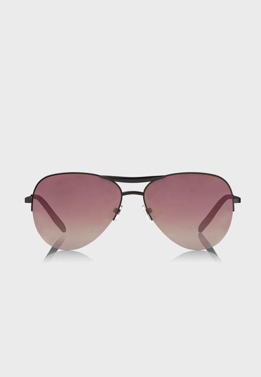 نظارة شمسية باطار رفيع