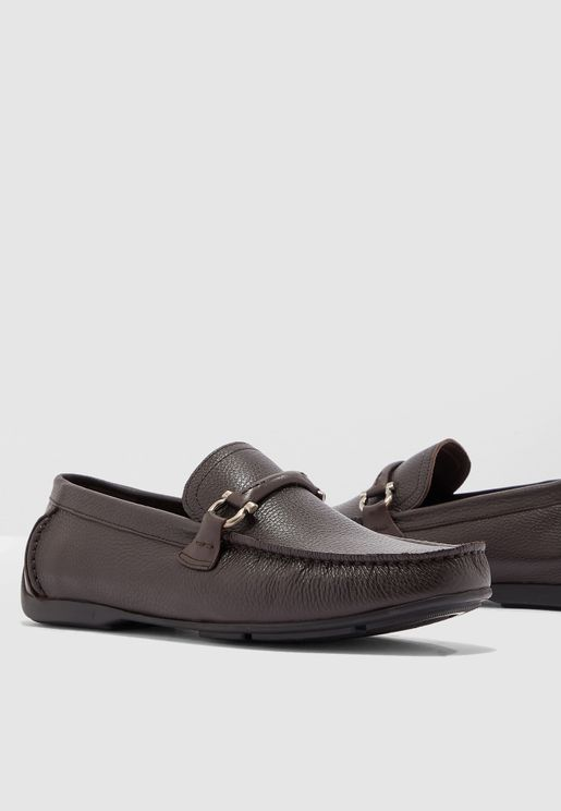 Leather Classic Moccasins