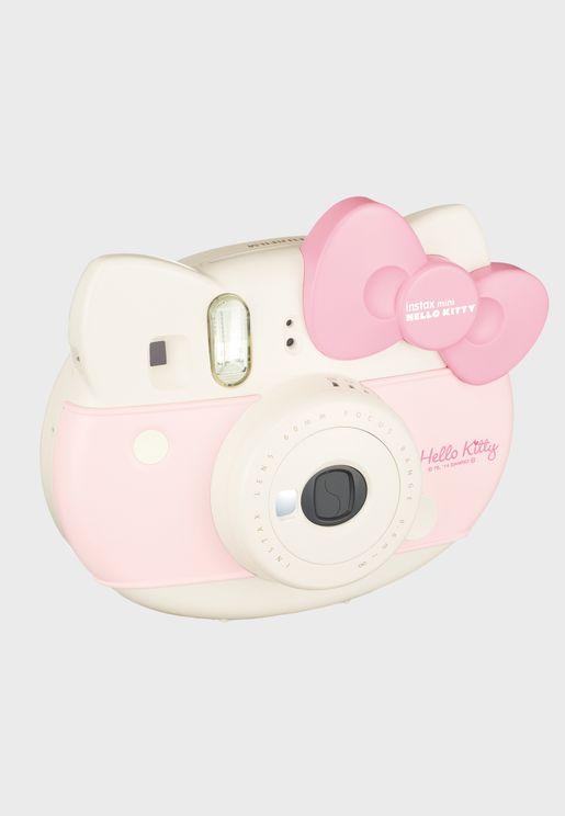 كاميرا فورية إنستاكس ميني8 بتصميم هالو كيتي