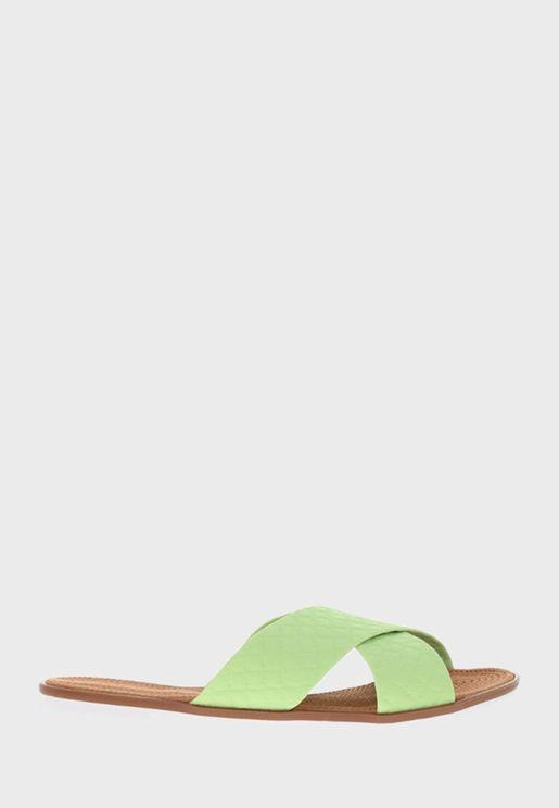 Julieta Flat Sandal