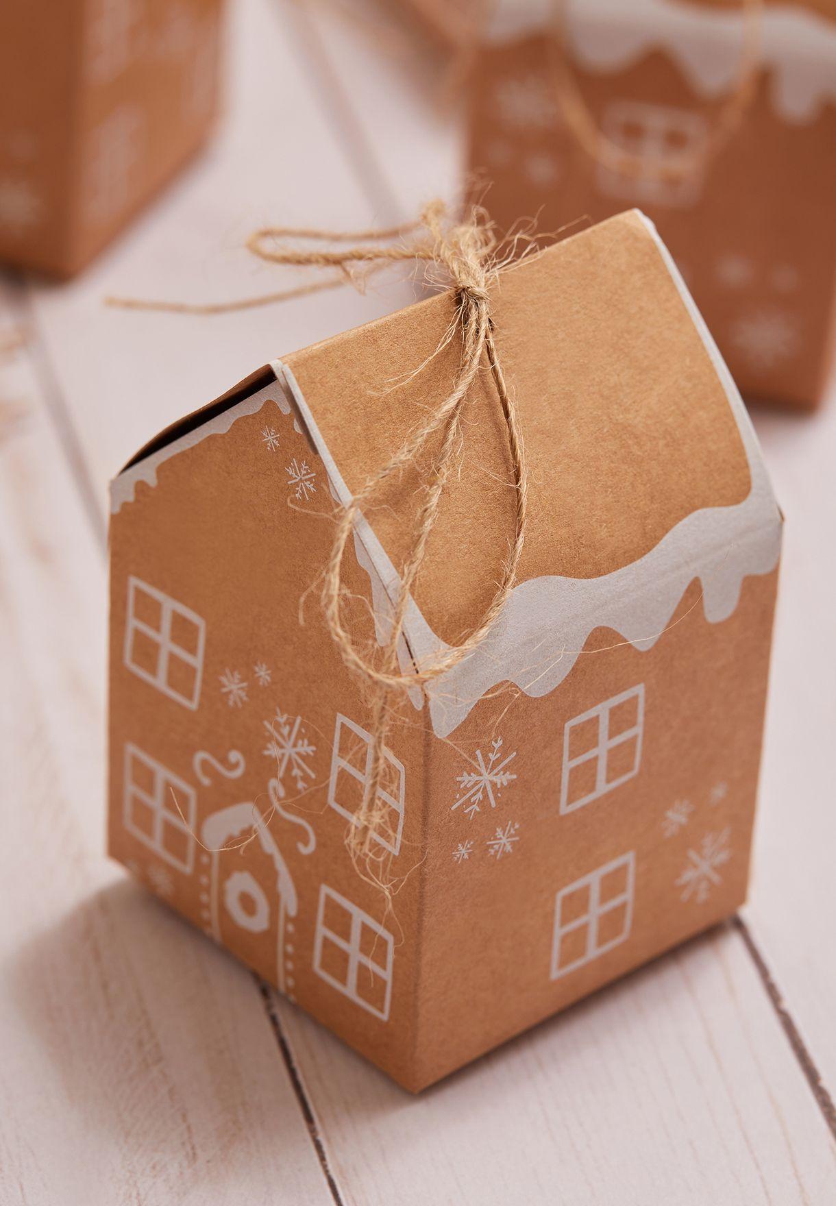 Christmas Advent Calendar Box
