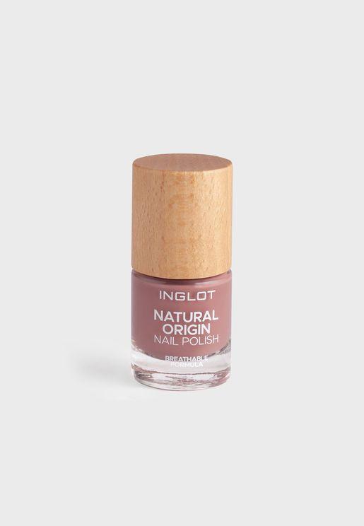 Natural Origin Nail Polish Bridal Rose 014