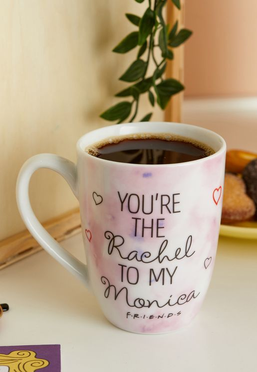 Rachel To My Monica Friends Mug
