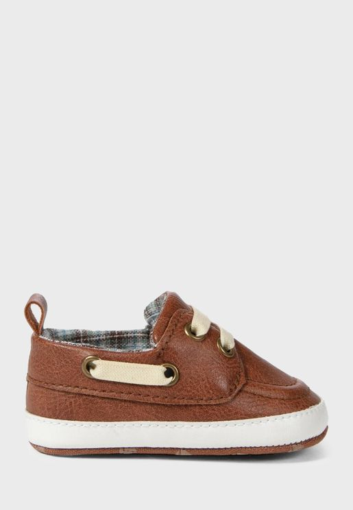 Infant Casual Boat Shoe