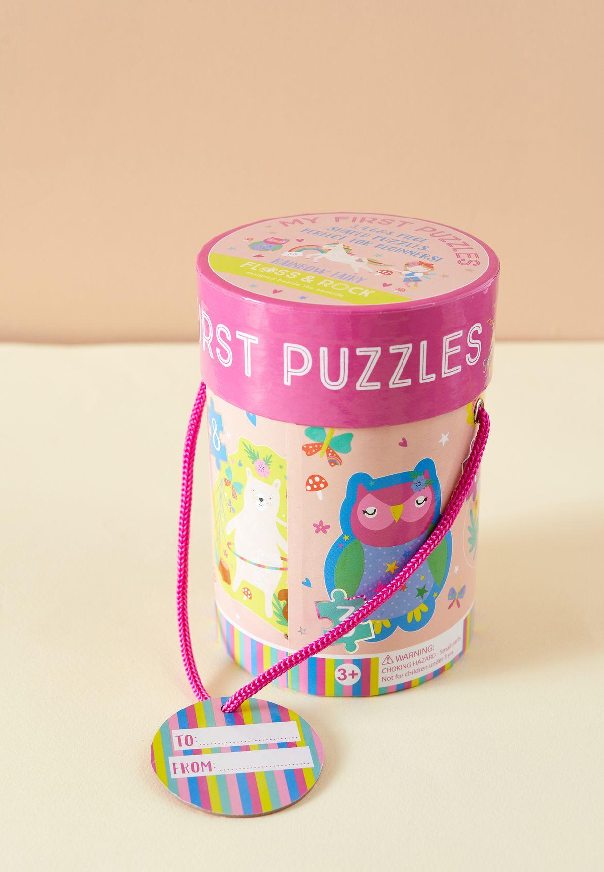 Rainbow Fairy Puzzle