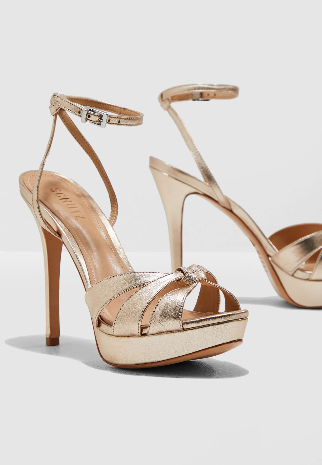 Napa Heel Sandal