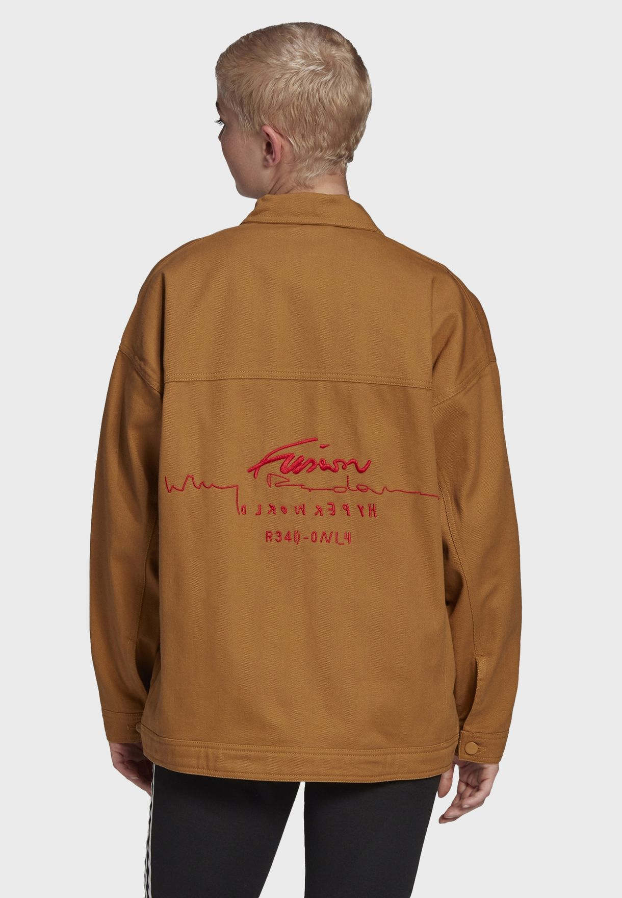 R.Y.V. Jacket
