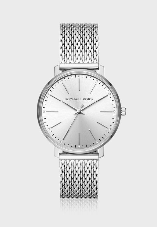 ساعة كلاسيكية MK4338