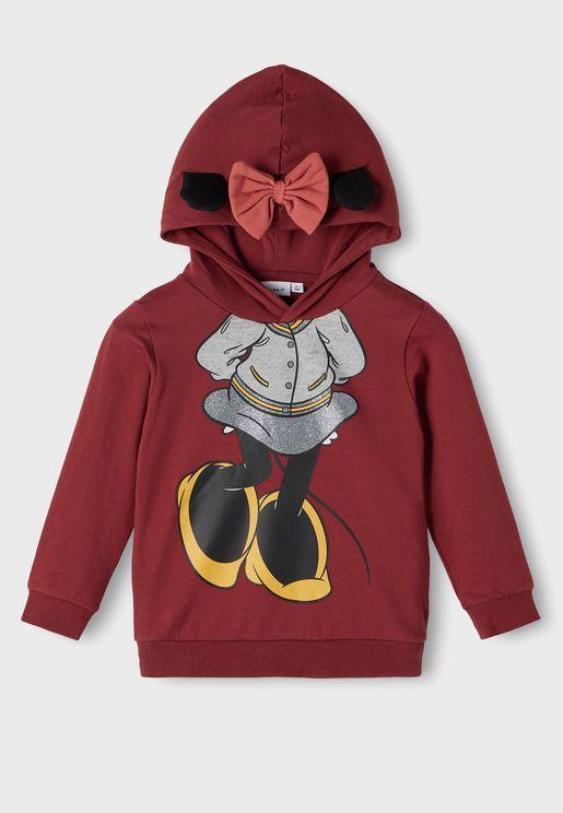 Kids Printed Sweaters
