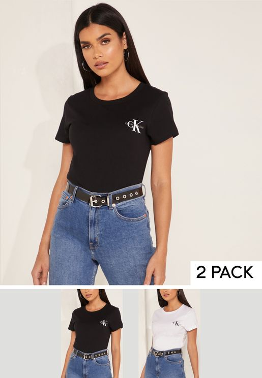 2 Pack Logo T-Shirt