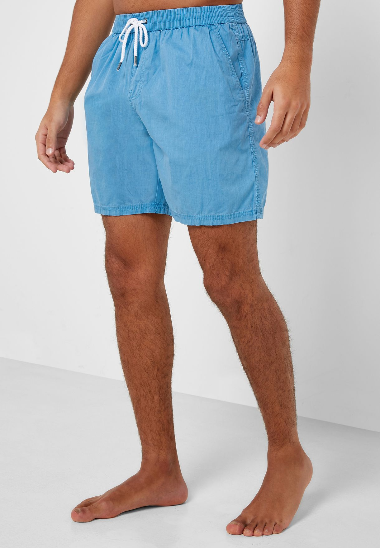 Hoff Drawstring Shorts