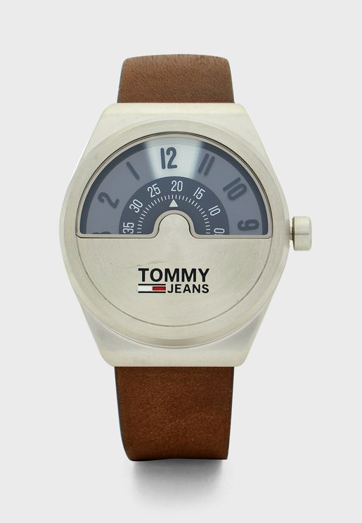 Monogram Pop Analog Watch